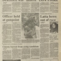 Floyd County Times January 27, 1993