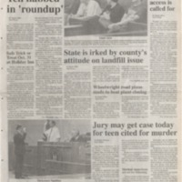 Floyd County Times October 20, 1993