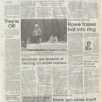 Floyd County Times January 29, 1992