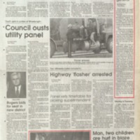 Floyd County Times January 22, 1992