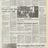 Floyd County Times January 10, 1992