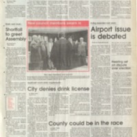 Floyd County Times January 3, 1992