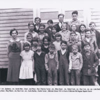 Steele Creek School, 1931