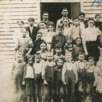 Steele Creek School, 1908