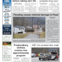 Floyd County Chronicle & Times February 14, 2018