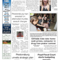 Floyd County Chronicle & Times May 16, 2018