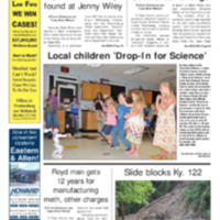 Floyd County Chronicle & Times June 15, 2018