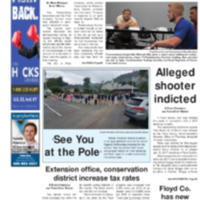 Floyd County Chronicle & Times September 28, 2018