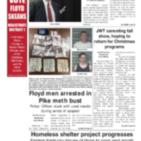 Floyd County Chronicle & Times September 21, 2018