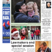 Floyd County Chronicle & Times December 21, 2018