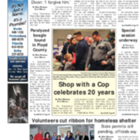 Floyd County Chronicle & Times December 19, 2018