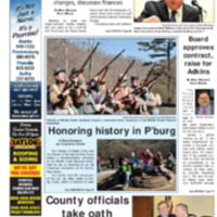 Floyd County Chronicle & Times January 09, 2019