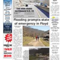 Floyd County Chronicle & Times February 27, 2019