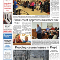 Floyd County Chronicle & Times February 22, 2019