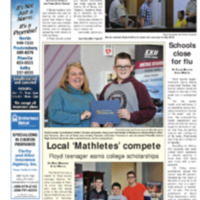 Floyd County Chronicle & Times February 20, 2019