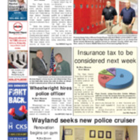 Floyd County Chronicle & Times February 15, 2019