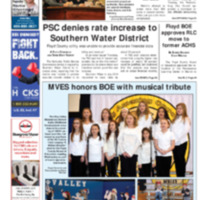 Floyd County Chronicle & Times February 1, 2019