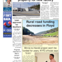 Floyd County Chronicle & Times March 29, 2019