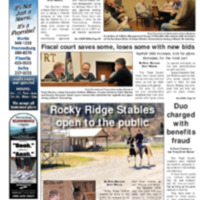 Floyd County Chronicle & Times March 27, 2019