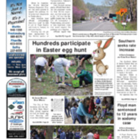 Floyd County Chronicle & Times April 24, 2019