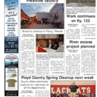 Floyd County Chronicle & Times April 5, 2019
