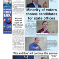 Floyd County Chronicle & Times May 24, 2019