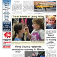 Floyd County Chronicle & Times May 15, 2019