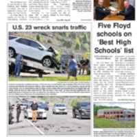 Floyd County Chronicle & Times May 3, 2019