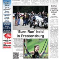 Floyd County Chronicle & Times July 31, 2019