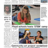 Floyd County Chronicle & Times July 12, 2019