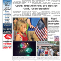 Floyd County Chronicle & Times July 10, 2019