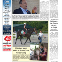 Floyd County Chronicle & Times July 2, 2019